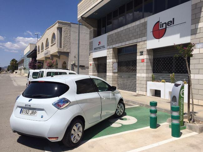 fenie energia vehiculo