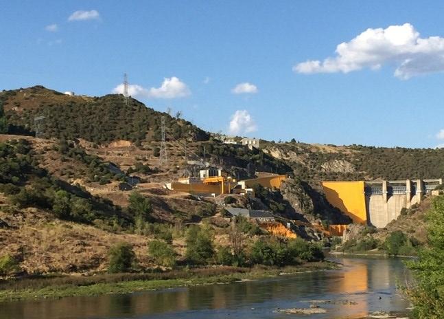 Central Hidroectrica Villarino de los Aires 1