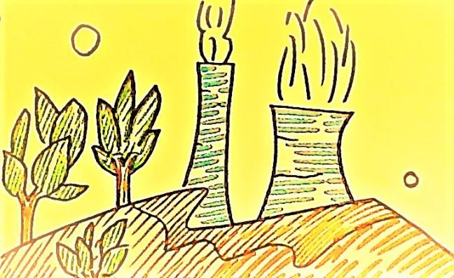 central carbón