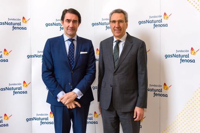 Juan Carlos Suárez-Quiñones y Martí Solà