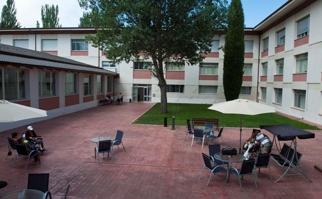 Residencia de ancianos de Fuentes Blancas