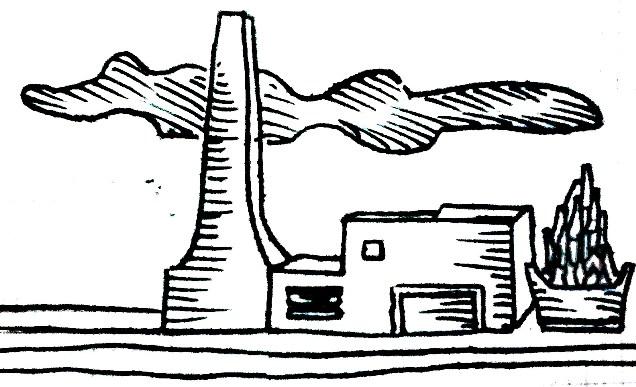 central biomasa