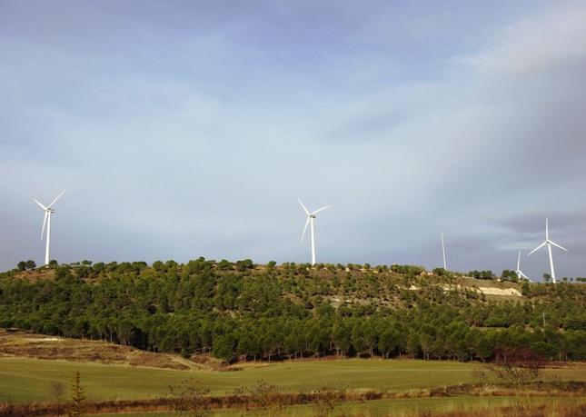 Iberdrola Parque eólico Dueñas, Palencia II - Iberdrola