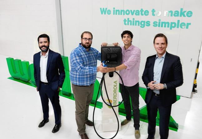 Foto Iberdrola invierte en Wallbox para liderar innovación en movilidad ...