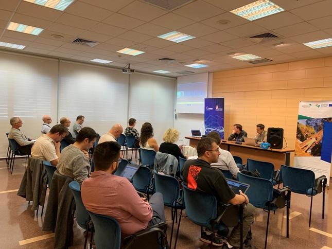 Reunión trabajo Approve-Junta CyL