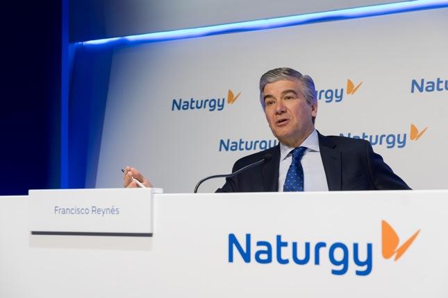 NATURGY. RUEDA DE PRENSA. JUNTA GENERAL DE ACCIONISTAS 2019